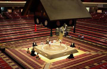 大相撲7月場所が開幕 4カ月ぶり、観客も動員 画像1