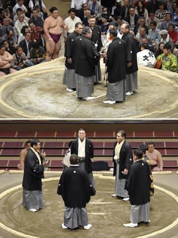 大相撲、「3密回避」で対策徹底 審判も社会的距離を確保 画像1