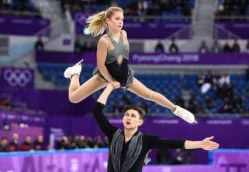 元フィギュア選手が転落死か 豪代表のアレクサンドロフスカヤ 画像1