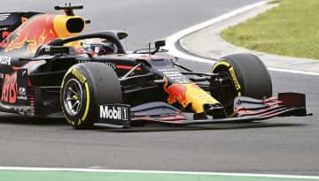 ホンダのフェルスタッペンが2位 F1ハンガリーGP 画像1
