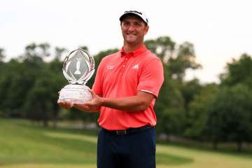 米男子ゴルフ、ラームが優勝 最終日、世界ランク1位に 画像1