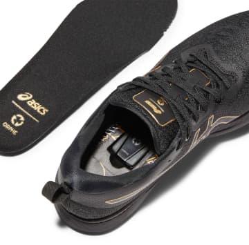 走り方コーチする運動靴 アシックス、センサー内蔵 画像1