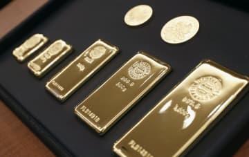金価格、初の7千円突破 新型コロナで安全資産需要 画像1