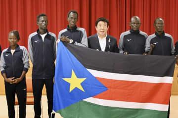 前橋市、南スーダン選手支援継続 東京五輪終了まで 画像1
