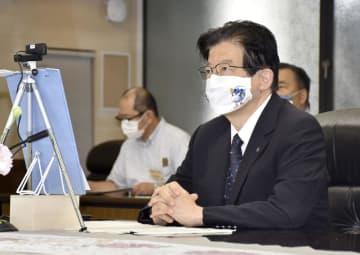 静岡知事、有識者会議を「尊重」 自民党会合で、リニア工事巡り 画像1