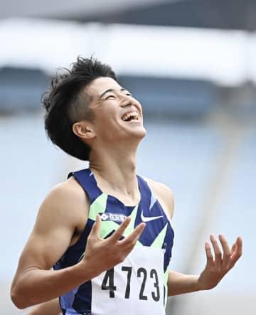 陸上の大阪選手権、多田が優勝 100mの今季初戦、10秒46 画像1
