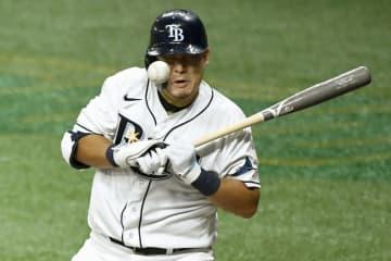 筒香、MLBデビュー戦で2ラン 秋山タイムリー、大谷1安打 画像1