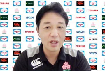 ラグビー7人制、再開後初の合宿 代表候補、東京と大分に分かれ 画像1