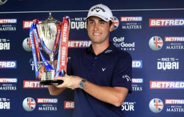 欧州男子ゴルフ、パラトレが優勝 英国マスターズ 画像1
