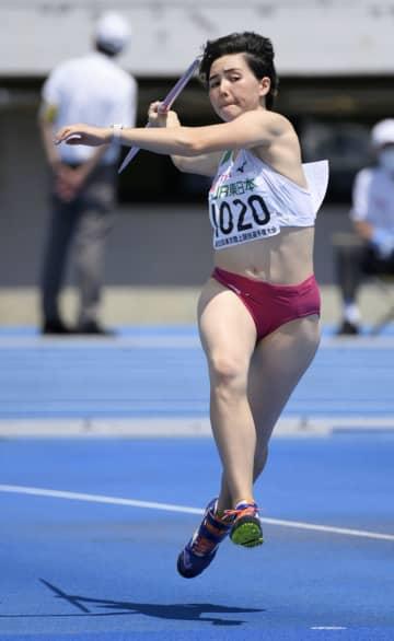 女子七種競技はヘンプヒルが優勝 陸上東京選手権最終日 画像1