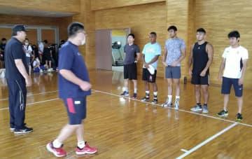 ミドル級・森脇「足腰の強化に」 男子ボクシング代表 画像1