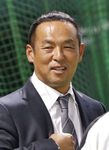 松中信彦氏がハンドボール大使に プロ野球で三冠王、近く発表 画像1