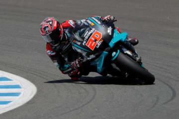 クアルタラロV、中上が最高4位 オートバイ世界選手権 画像1