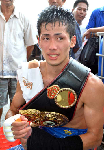 元暫定王者の江藤光喜が引退 WBAフライ級 画像1