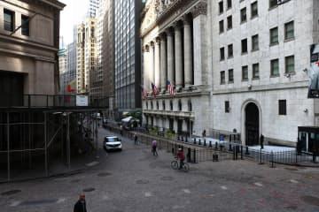 NY株反発、114ドル高 GAFAが支え 画像1