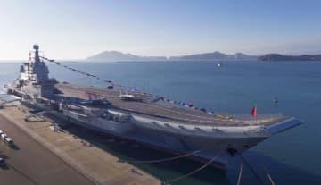 中国、空母3隻目の建造加速 習氏、造船企業合併で強権化 画像1