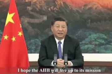 習氏、アジア投資銀を新モデルに 中国の影響力拡大狙う 画像1