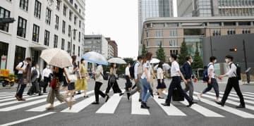 東京人口、「転入超過」に戻る 総務省の6月集計 画像1