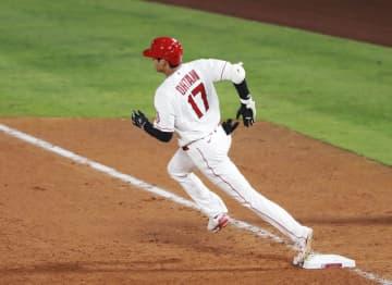 大谷が適時二塁打で初打点 筒香は逆転打、秋山は無安打 画像1
