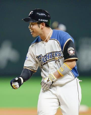 日6―2オ(29日) 日本ハム・近藤が勝ち越し打 画像1