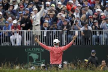 ゴルフの全米OPは無観客 9月に延期のメジャー大会 画像1