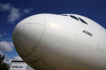 エアバス、3四半期連続の赤字 新型コロナで需要急減 画像1