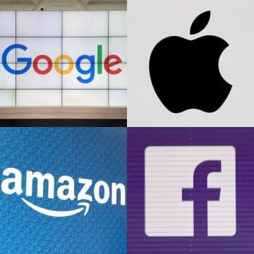 GAFA、3社が増益確保 4~6月期、アマゾンは過去最高 画像1