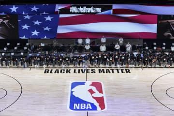 米NBA、無観客でリーグ戦再開 コロナで中断、3月以来 画像1
