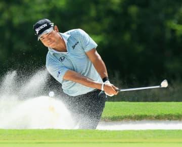 ゴルフ、松山英樹は33位に後退 世界選手権第2日 画像1