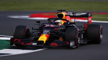 F1、フェルスタッペン3番手 英国GP予選、ハミルトンPP 画像1