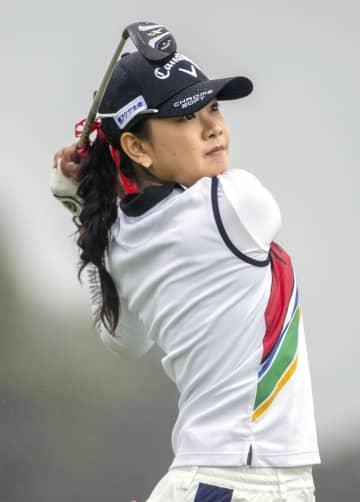 米女子ゴルフ最終日、河本は4位 ダニエル・カンが優勝 画像1