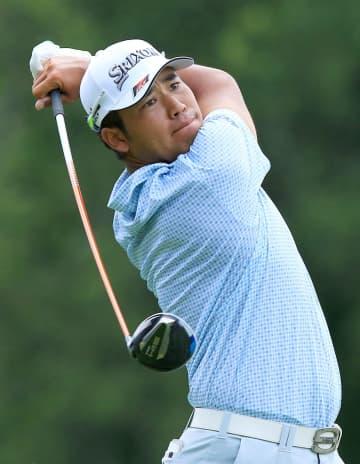ゴルフ、松山英樹は20位 トーマスV、米男子最終日 画像1