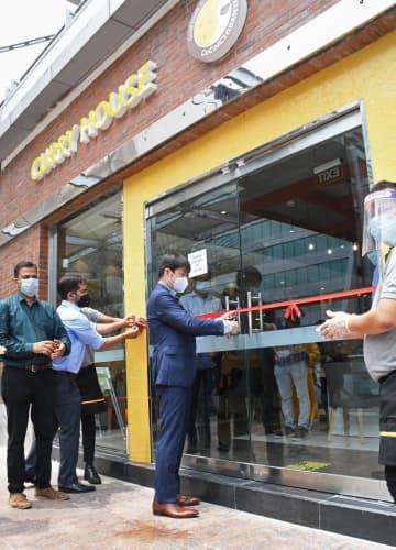 CoCo壱番屋、インドに1号店 カレーの本場で浸透目指す 画像1