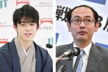 藤井聡太棋聖、最年少二冠目指す 将棋の王位戦7番勝負3局開始 画像1
