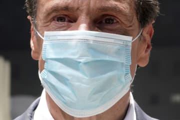 NY州知事、「失策」と政権批判 コロナ感染の全米拡大受け 画像1