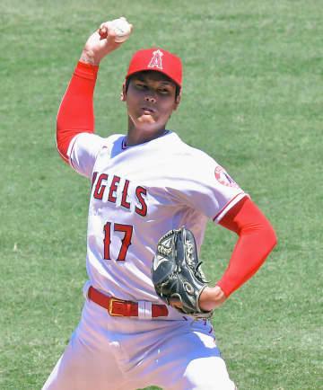 大リーグ大谷は投打の「二刀流」 エンゼルス、打者専念考えず 画像1
