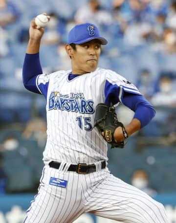 D3―0中(4日) 井納が3勝目 画像1