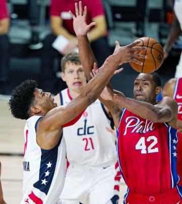 NBA、八村塁は8得点 渡辺は出番なし 画像1