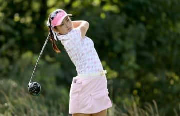 河本結は4打差16位発進 米女子ゴルフ第1日 画像1