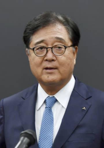 三菱自動車の益子修会長が退任 日産とルノー3社連合強化に尽力 画像1