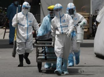 世界のコロナ感染1900万人超 最悪ペース継続、死者は70万人 画像1
