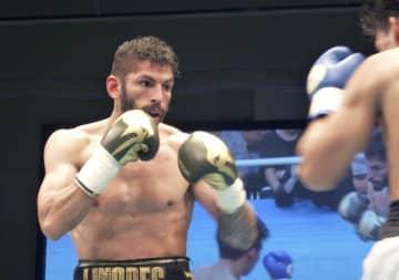 ボクシング、リナレス選手が感染 帝拳ジムの元世界王者 画像1