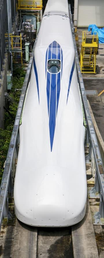 リニア改良型、17日に試験開始 JR東海、昨年10月から休止 画像1