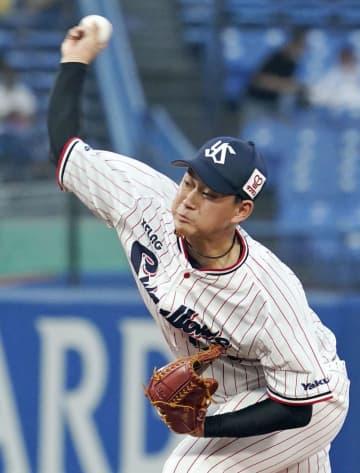 ヤ8―2D(7日) 吉田喜がプロ初勝利 画像1