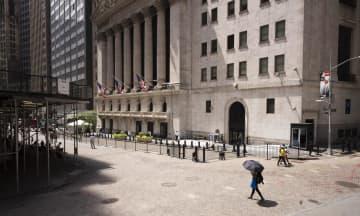 NY株6日続伸、46ドル高 米雇用統計が支え 画像1