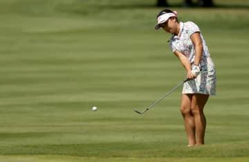米女子ゴルフ、河本は予選落ち 野村58位、第2日 画像1