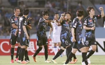 J1、首位の川崎が8連勝 G大阪は横浜FCに競り勝つ 画像1