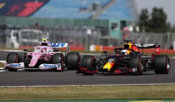 F1、フェルスタッペンが4番手 70周年記念GP予選 画像1