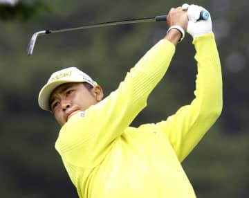 全米ゴルフ、松山5打差で18位 第3日、D・ジョンソンが首位 画像1