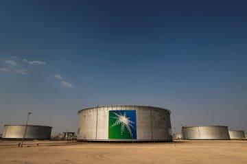 サウジ国営石油、73%減益に 4~6月期、需要急落で 画像1